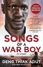 Songs of a War Boy | Paperback Book