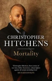 Mortality   Paperback Book