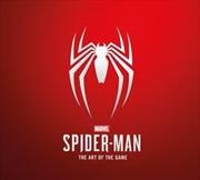 Marvel's Spider-Man | Hardback Book