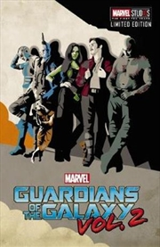 Marvel: Guardians of the Galaxy Volume 2 Movie Novel | Paperback Book