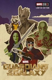 Marvel: Guardians of the Galaxy Movie Novel | Paperback Book