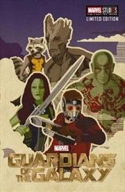 Marvel:Guardians of the Galaxy Movie Novel