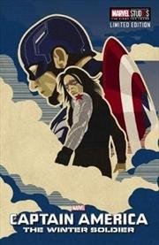 Marvel: Captain America Winter Soldier Movie Novel