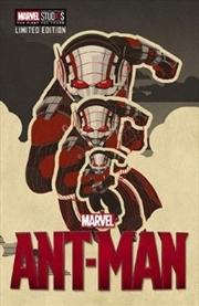 Marvel: Ant Man Movie Novel
