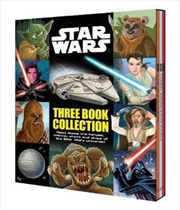 Star Wars: Three Book Collection | Hardback Book