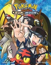 Pokemon: Sun And Moon: Vol 1 | Paperback Book