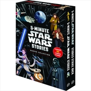 5 Minute Star Wars Stories Bum | Hardback Book