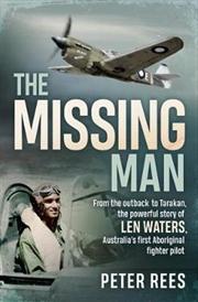 Missing Man | Paperback Book