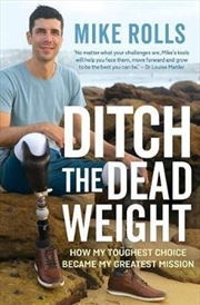 Ditch the Dead Weight | Paperback Book
