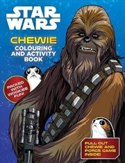 Star Wars: Chewie Colouring & Activity Book | Paperback Book