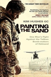 Painting The Sand | Paperback Book