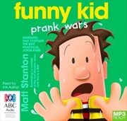 Funny Kid Prank Wars | Audio Book