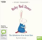 Ruby Red Shoes Story Treasury | Audio Book