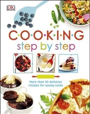 Cooking Step By Step | Hardback Book