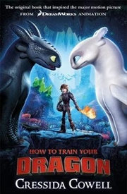 How to Train Your Dragon | Paperback Book