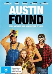 Austin Found | DVD