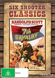 7th Cavalry Six Shooter Classics | DVD