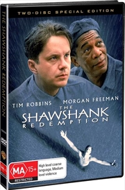 Shawshank Redemption, The  - Special Edition | DVD