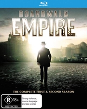 Boardwalk Empire - Season 1-2 | Boxset | Blu-ray