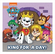 Paw Patrol King For A Day Storyboard