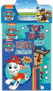 Paw Patrol Activity Pack | Paperback Book