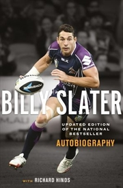 Billy Slater Autobiography | Paperback Book
