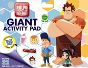 Ralph Breaks the Internet : Giant Activity Pad