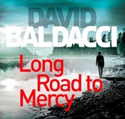 Long Road To Mercy : Atlee Pine Book 1