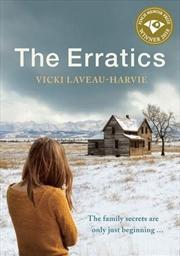 Erratics | Paperback Book