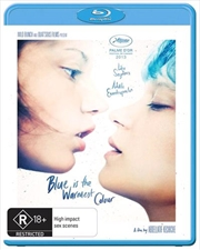Blue Is The Warmest Colour | Blu-ray