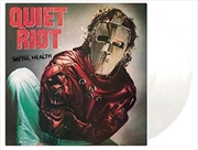 Metal Health - Limited Edition Clear Vinyl