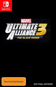 Marvel Ultimate Alliance 3 | Nintendo Switch