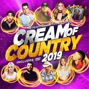 Cream Of Country 2019 | CD/DVD