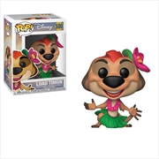 Lion King - Timon Luau Pop! Vinyl | Pop Vinyl