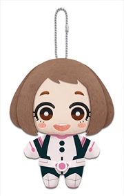 My Hero Academia Plush Dangler Uraraka 6""