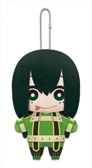 My Hero Academia Plush Dangler Asui 6""