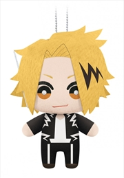 My Hero Academia Plush Dangler Denki 6""