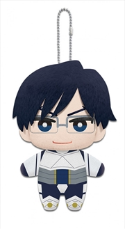 My Hero Academia Plush Dangler Iida 6""
