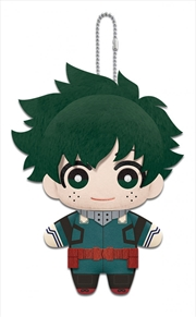 My Hero Academia Plush Dangler Midoriya 6""