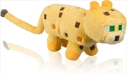 "Minecraft 14"" Ocelot Plush with Hang Tag"