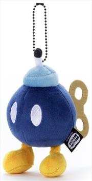 Mocchi Mocchi Mario Kart Plush Small Bomb | Toy