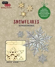 IncrediBuilds Holiday Collection - Snowflakes