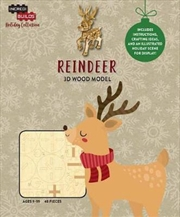IncrediBuilds Holiday Collection - Reindeer