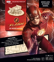 Incredibuilds - The Flash Book and 3D Wood Model | Merchandise