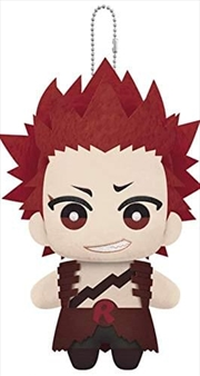 My Hero Academia 6-Inch Kirishima Plush Dangler