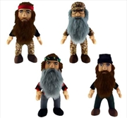 Duck Dynasty - 13 Inch Plush with Sound Assortment | Toy