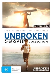 Unbroken / Unbroken - Path To Redemption - Franchise Pack | DVD