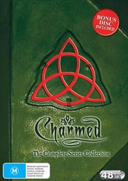 Charmed - Season 1-8 | Boxset - Bonus Disc | DVD