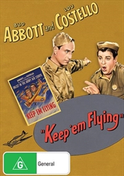 Keep 'em Flying | DVD
