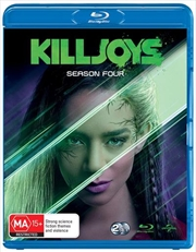 Killjoys - Season 4 | Blu-ray